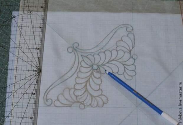 Как создаются шедевры в технике фактурного шитья