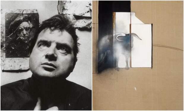 Самые дорогие и самые страшные картины: За что мир так ценит творчество Фрэнсиса Бэкона