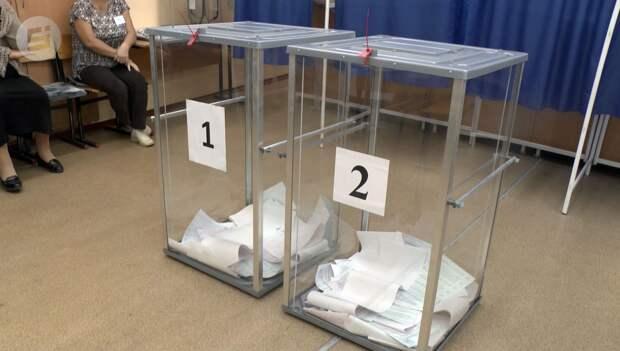 Школы Ижевска, в которых работают избирательные участки, закроют 11 и 12 сентября