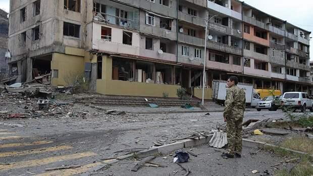 Степанакерт остался без электричества после обстрелов