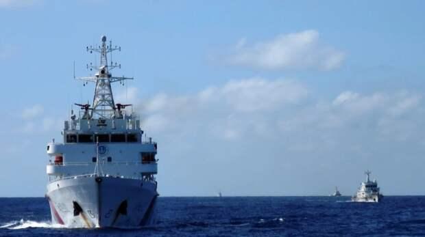 В NI заявили, что США остановят китайское господство в Южно-Китайском море