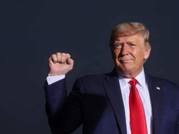 Трамп пообещал быстро восстановить экономику США и раскритиковал Байдена