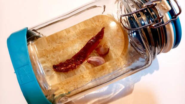 Как сохранить свежую клубнику, малину и ежевику. И еще кое-какие подсказки