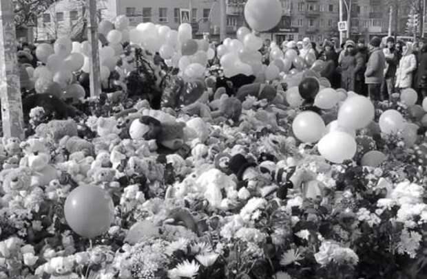 Артисты Кемерова сняли клип «Дыши» в честь жертв пожара в «Зимней Вишне»