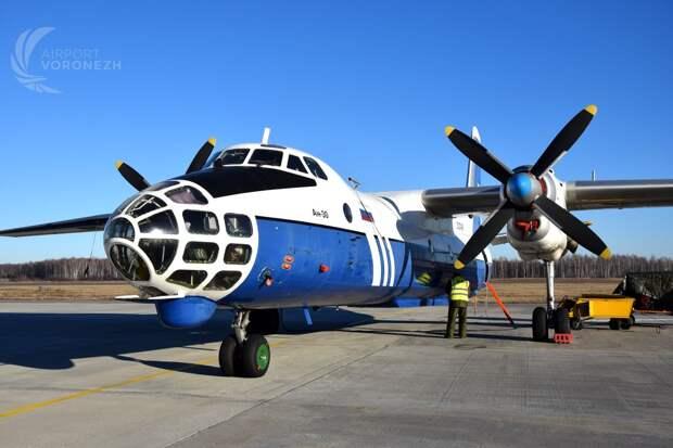 Из Воронежа в Крым для вызова снега прилетят самолеты