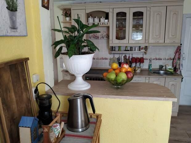 Кухня - сердце нашего дома. Завершаем очередной этап переделки