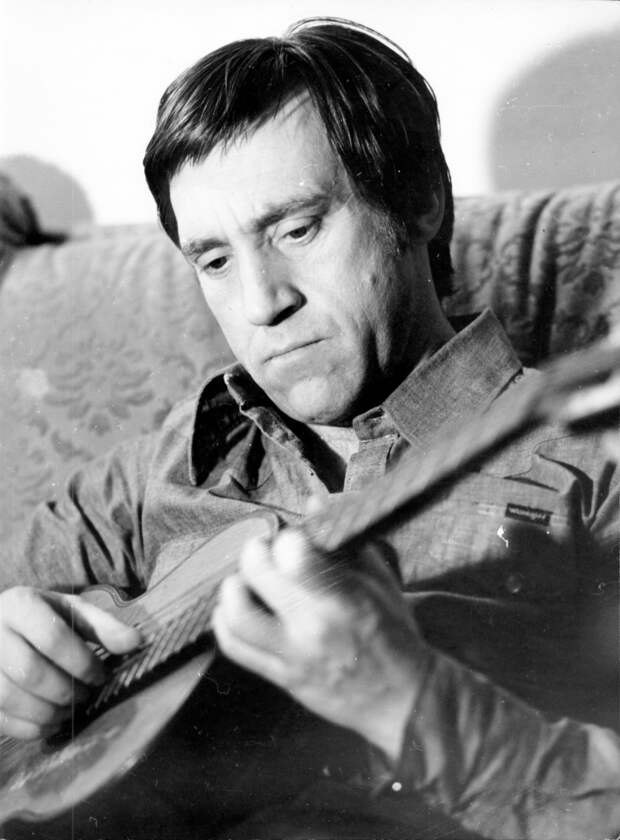 Как умирал Владимир Высоцкий  (25июля 1980)
