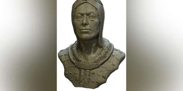 Лицо «сибирского Тутанхамона» воссоздали по черепу