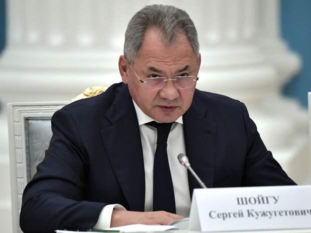 Шойгу предложил перенести столицу России в Сибирь, хотя ранее Путин говорил, что это не решит проблем