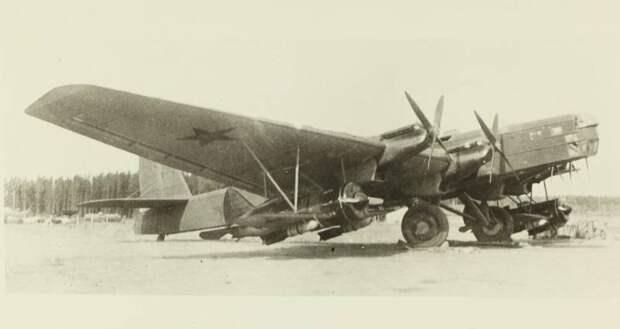 Повествование о «встрече» советских бомбардировщиков ТБ-3 с немецкими «мессершмиттами» в июне 1941
