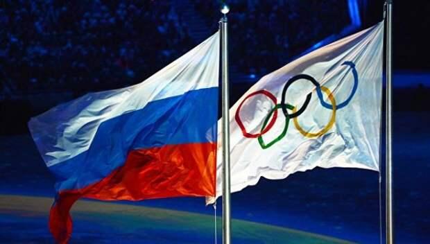 Сборная России сможет пройти на закрытии Олимпиады под триколором