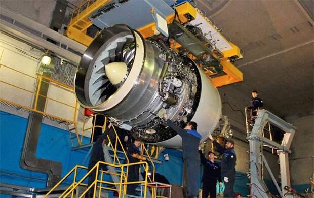 ПД-35 станет базовым для перспективного авиакомплекса военно-транспортной авиации