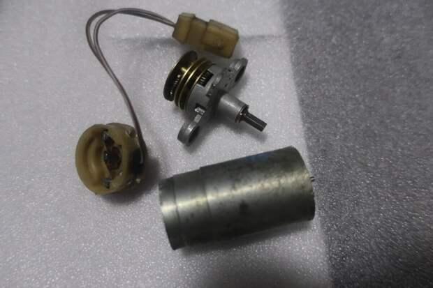 привод старого образца ВАЗ 2110