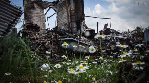 Украине придется заплатить за восстановление Донбасса