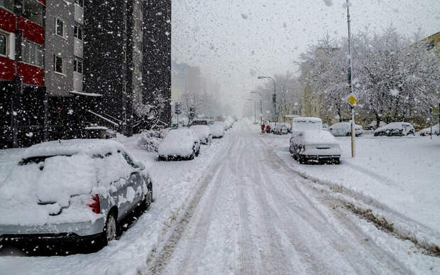 Специальные зимние штрафы — вот что вам надо делать