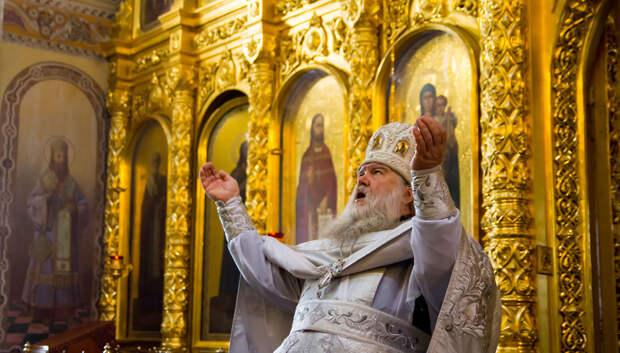 Подольское благочиние готово к проведению богослужений на Троицу