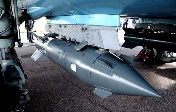 Авиабомба КАБ-500-с