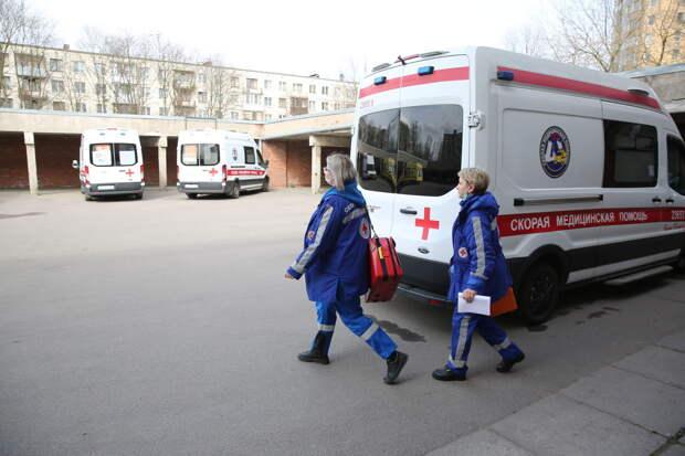 В Ленинградской области зафиксировано 230 новых случаев COVID-19