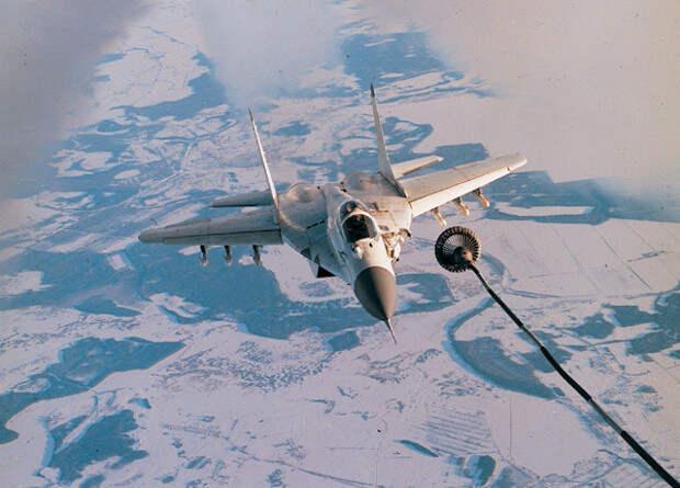 Истребители «МиГ» получат систему защиты от критических перегрузок