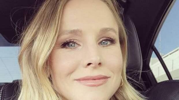 Угроза от собственного ребёнка: Что Кристен Белл думает о поведении своей дочери