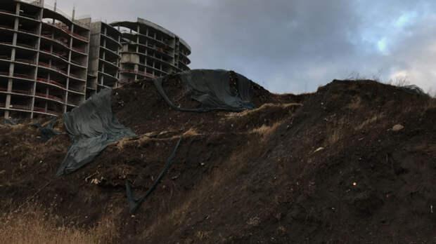 Администрация Невского района довела экологию территории до ужасного состояния