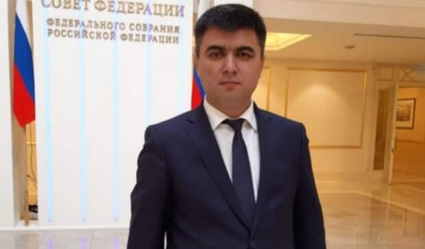 Азамат Абдрахманов переизбран главой Ишимбайского района Башкирии