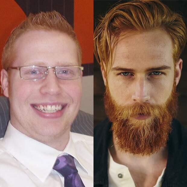 8 фото, которые доказывают, что борода сделает красавчиком любого