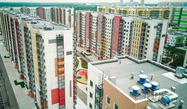 Дом на 158 квартир появится в районе Перово по программе реновации