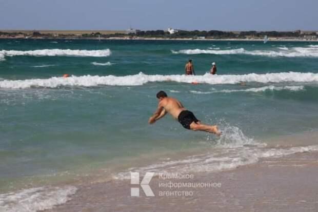 Со следующей недели в Крым возвращается тепло