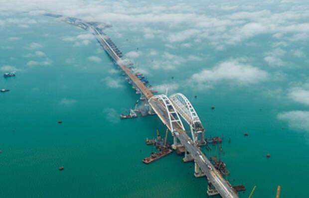 Бортников: силовики контролируют обстановку в акватории Керченского пролива