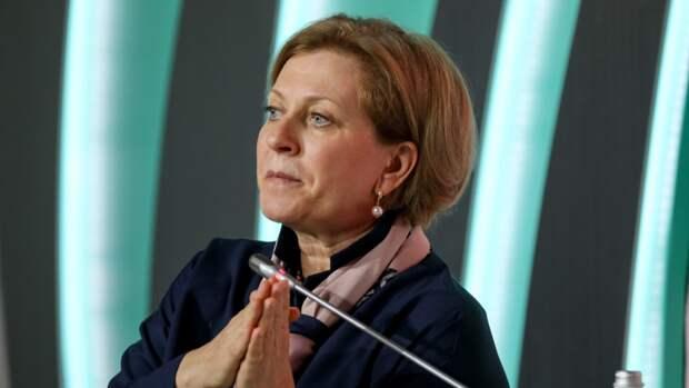 Попова призвала как можно быстрее добиться коллективного иммунитета