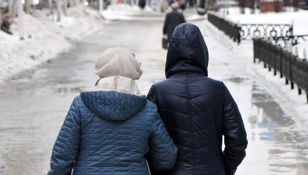 Жителей Подмосковья предупредили о гололедице и порывистом ветре до 22 м/с