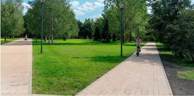 Собянин рассказал о благоустройстве поймы реки Яуза. Фото: mos.ru