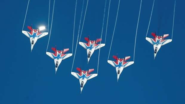 Как «Стрижи» стали одной из лучших пилотажных групп мира