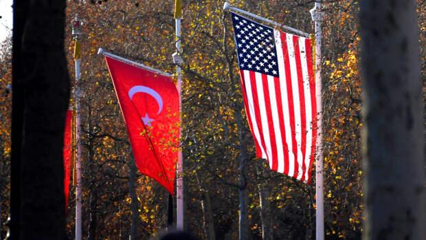 """США выступили с осуждением """"антисемитских"""" высказываний Эрдогана"""