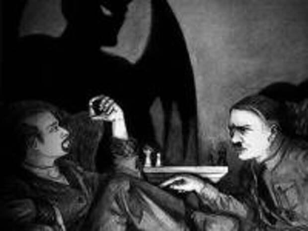 Загадочный документ: как Гитлер с Люцифером договорился
