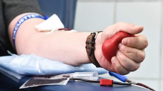 Жители Москвы стали участниками исследования плазмы крови от переболевших COVID-19 доноров