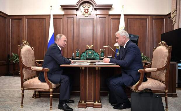 Глава Коми решил заменить собой Путина
