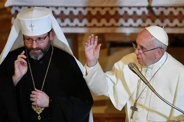Крест вместо автомата: раскольники ставят на войну