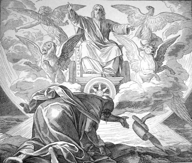 День памяти пророка Иезекииля – 3 августа. Пророчество о пришествии Миссии и воскрешении мертвых