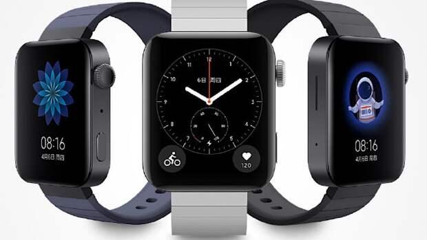 Mi Band не нужен. Вышли умные часы Xiaomi Mi Watch за 12 тысяч рублей
