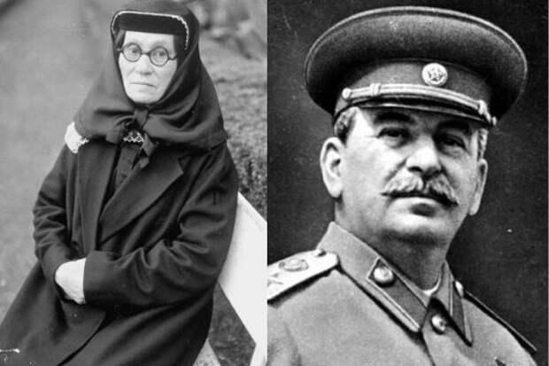 Почему Сталин не приехал в Грузию на похороны матери