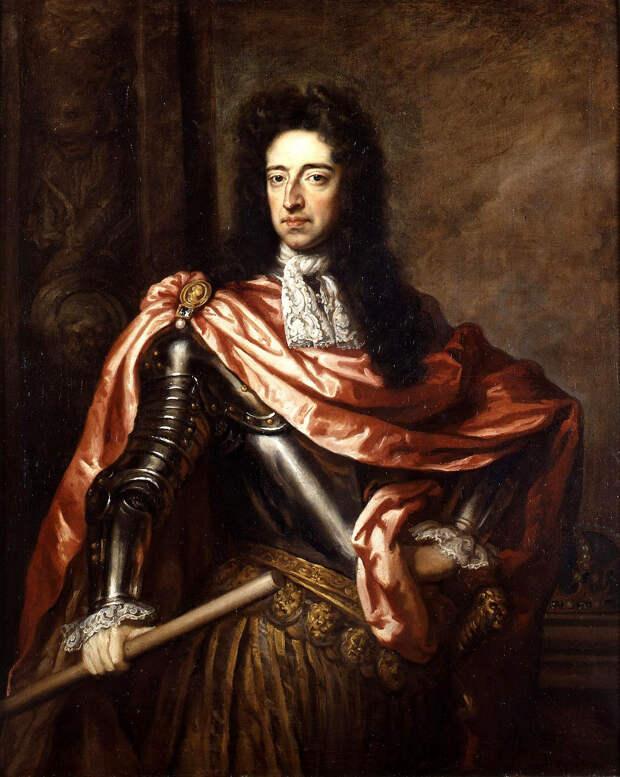 Король Англии, Вильгельм III Оранский