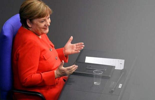 Ангела Меркель назвала своего преемника на посту канцлера Германии
