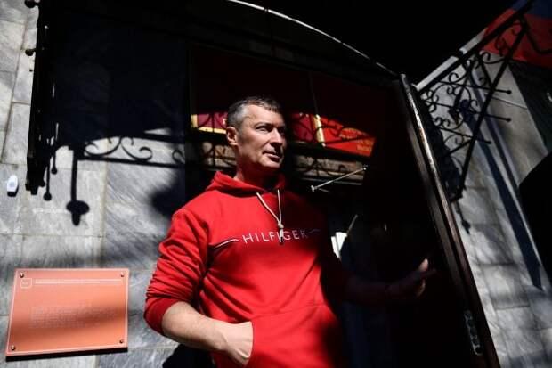 Суд изменил срок ареста Ройзмана
