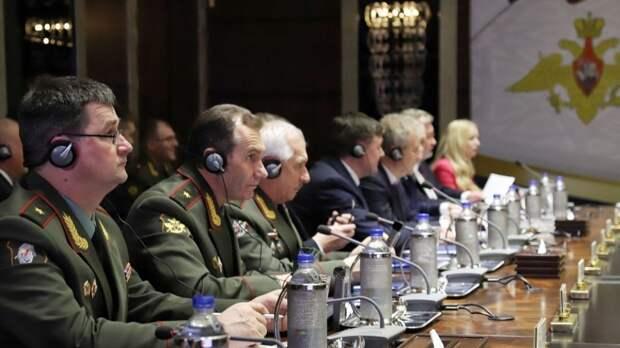 Военная делегация во главе с замкомандующего ВДВ РФ прибыла в Белоруссию