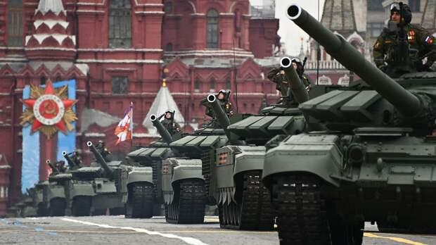 Как американские СМИ отреагировали на парад в Москве