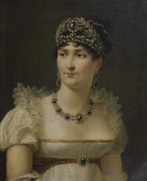 Жан Батист Рено. Жозефина 1810