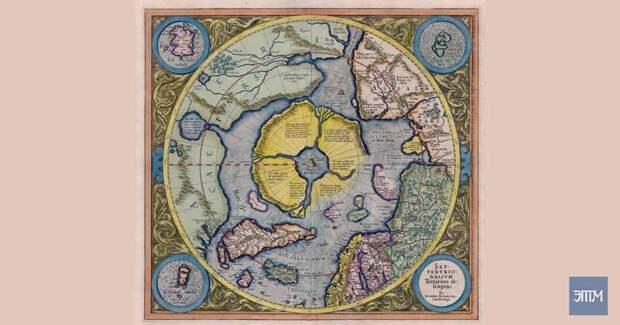 Легендарная Атлантида и древние греки: Кто на самом деле открыл Америку?