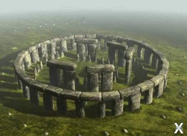 Стоунхендж мог служить стартовой площадкой для кораблей внеземной цивилизации